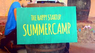 The Happy Startup Summercamp