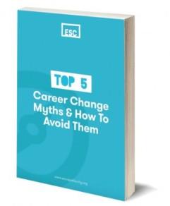 Top 5 career change myths
